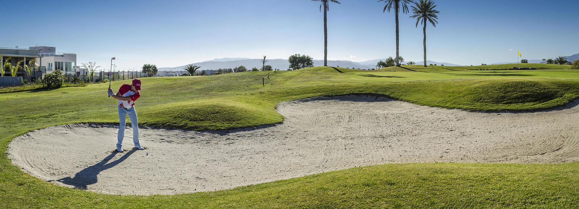 Alborán Golf