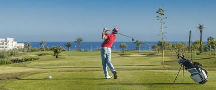 Alborán Golf - Retamar, Almería