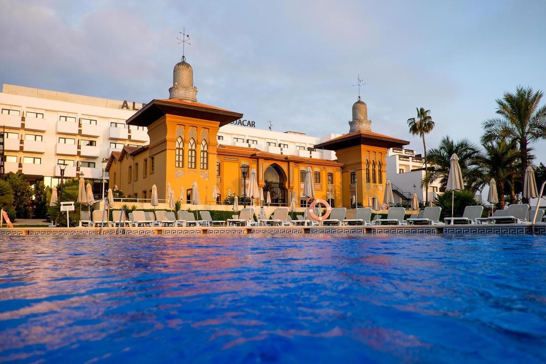 Hotel Alegria Palacio