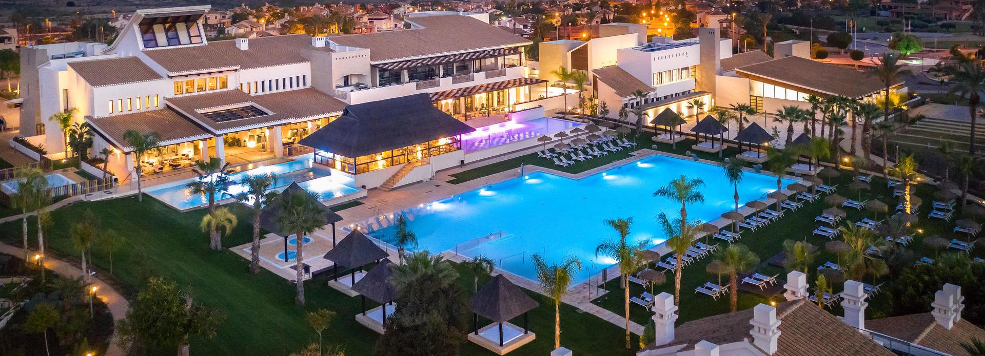 Hotel Hacienda del Álamo
