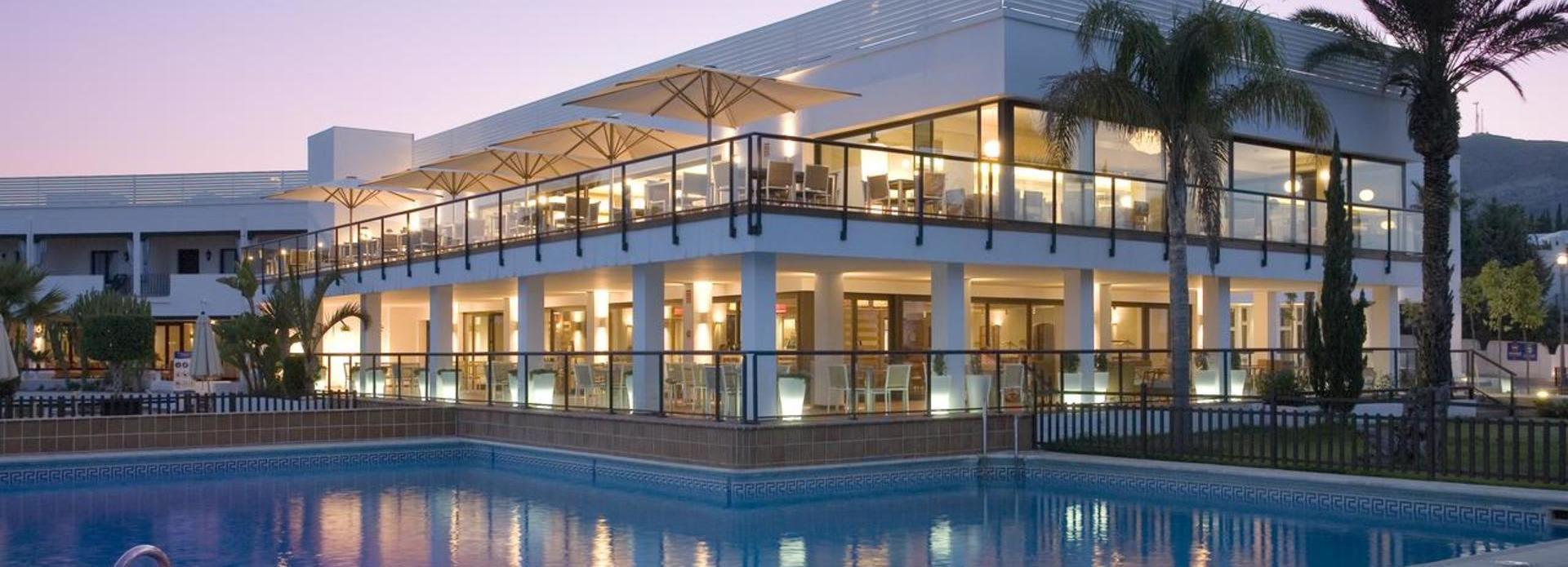 Hotel Parador de Mojácar